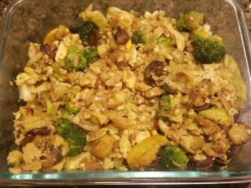 cauili fried rice