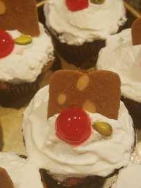 spumoni cupcake